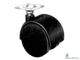 Bútorgörgő talpas  50mm, 40 kg 9616
