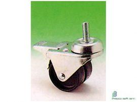 Bútorgörgő csapos, fékezős  50mm, 60 kg 032/N