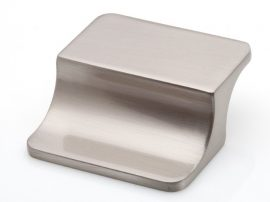 Fogantyú fém  32mm 005-B32  Nikkel / elox /