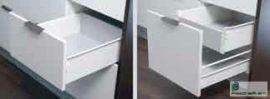 HARN Impaz belső fiókoldal 149 * 400mm Fehér
