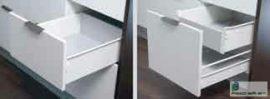 HARN Impaz belső fiókoldal 149 * 450mm Fehér