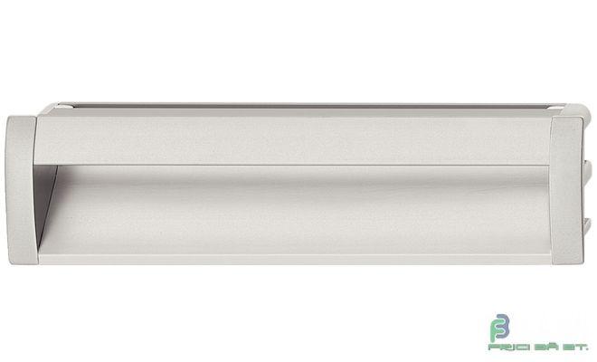 Fogantyú alumínium bemarható 207mm 151.86.923
